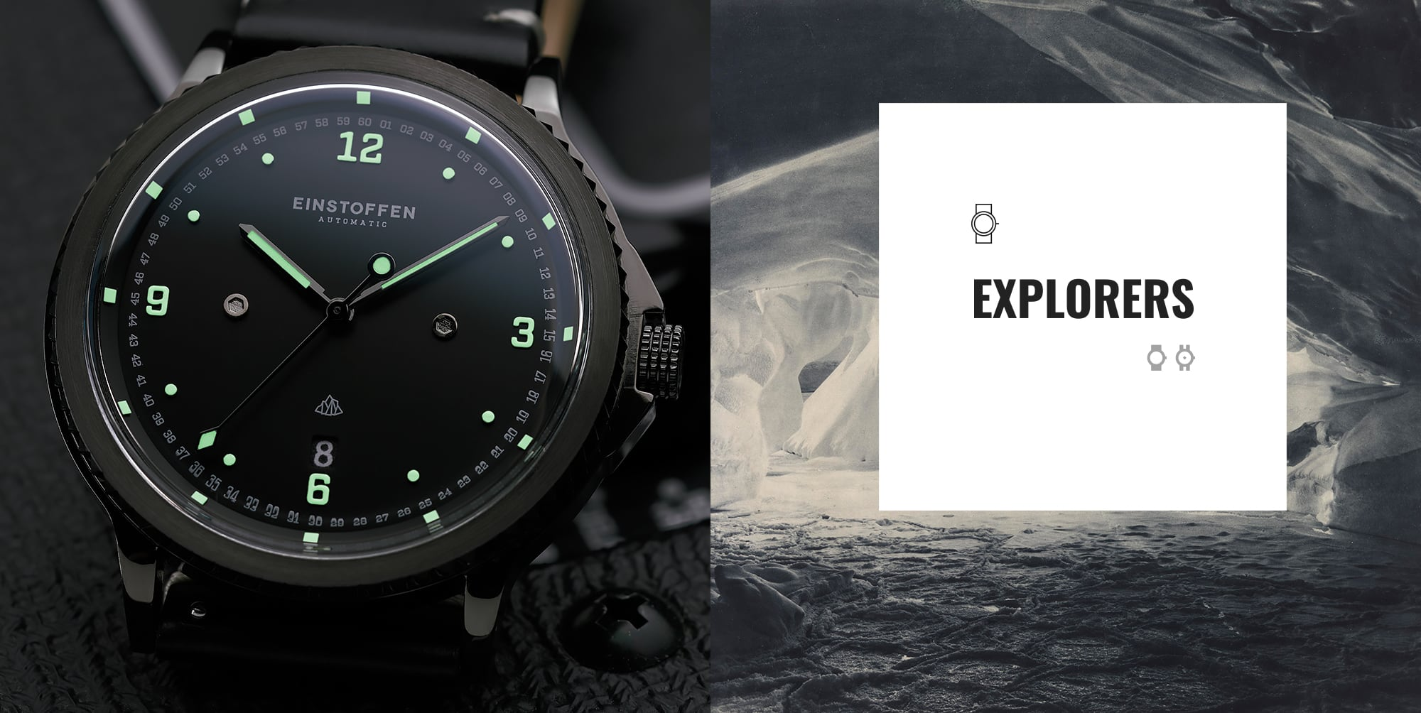 EXPLORER WATCHES